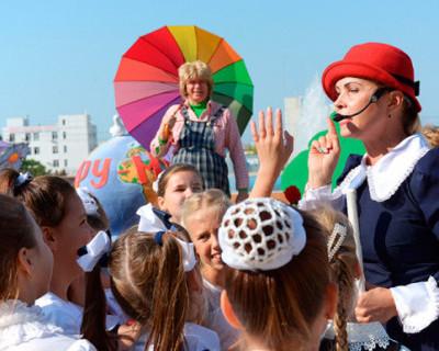 Звонкий праздник сентября в Севастополе (ФОТО)