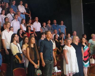 В Севастополе прошло посвящение в студенты (ФОТО)