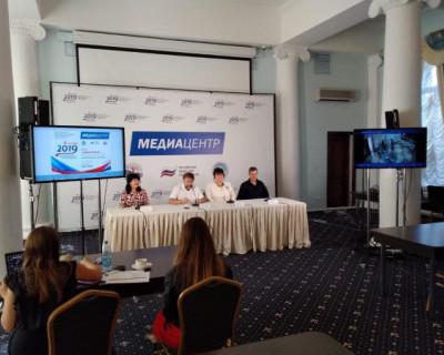 В Крыму находятся представители Центра гражданских инициатив из США