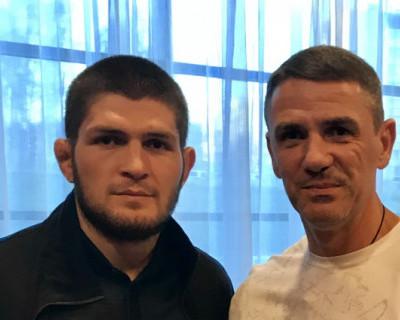 Президент Федерации ММА Севастополя поздравил Хабиба с победой