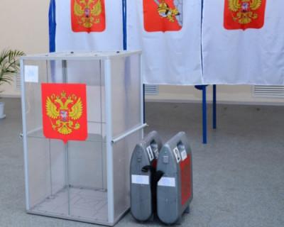 В Севастополе в здании избирательного участка случился пожар
