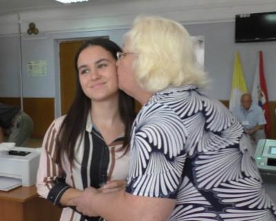 Традиция избирательной комиссии в Севастополе (ВИДЕО)