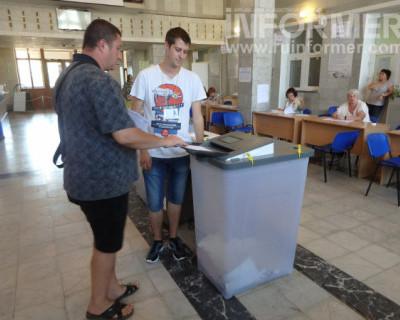 Итоги выборов депутатов Заксобрания Севастополя