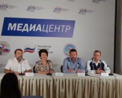 Дмитрий Саблин поблагодарил севастопольцев и попросил подождать итоги выборов
