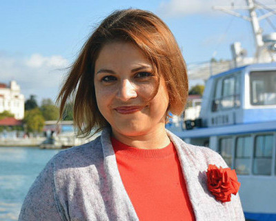 Ольга Дронова: «Получить поддержку 1400 гагаринцев - для меня дорогого стоит!»
