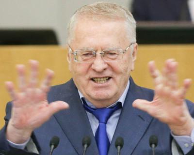 Владимир Жириновский обещает постепенно провести «хабаровизацию» всей России