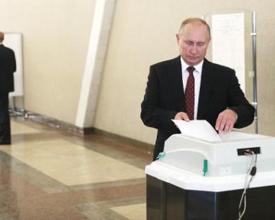 За кого пролосовали Путин и Собянин неизвестно, но на выборах победили оппозиция
