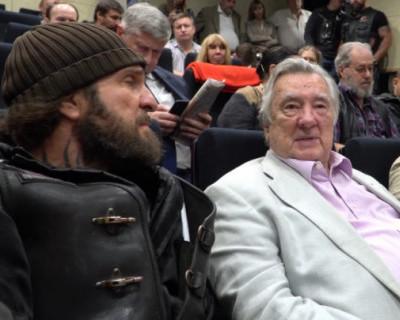 Проханов о «Русском реакторе»: «такие фильмы сшибают навзничь» (ВИДЕО)