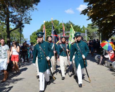 В Севастополе прошел Международный военно-исторический фестиваль «Русская Троя»