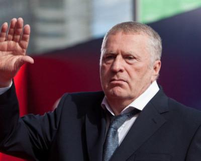 Владимир Жириновский решил стать депутатом Заксобрания Севастополя