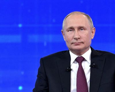 Владимир Путин выпил стопку водки через 20 лет (ВИДЕО)