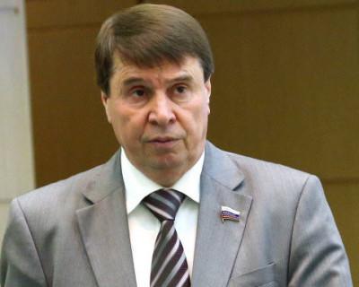 Сергей Цеков сохранит пост сенатора Совета Федерации от Крыма