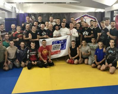 В Севастополе прошла «Миссия чемпиона по ММА»