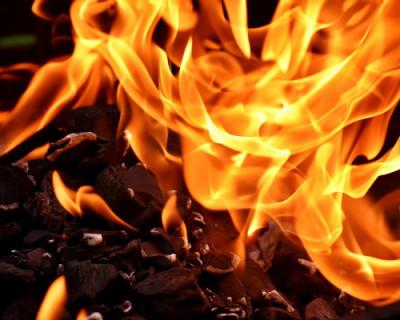 Два крупных природных пожара в Севастополе
