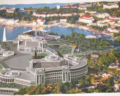 Культурный кластер в Севастополе будет строить Геннадий Тимченко