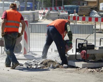 В Севастополе оштрафуют подрядчика за срыв ремонта улицы