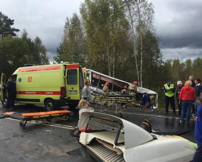Стало известно число погибших в ДТП в Ярославской области