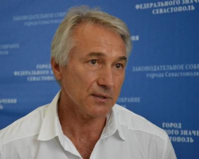 Евгений Мащенко стал депутатом Заксобрания Севастополя