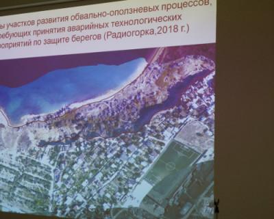 В центре внимания ученых Севастополя – защита берегов