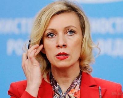 Мария Захарова рассказала о приверженности Москвы Минским соглашениям