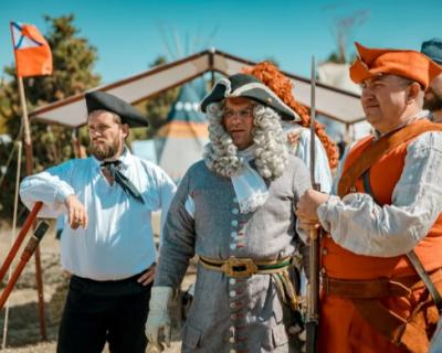 Крымский военно-исторический фестиваль посетили около 150 тысяч человек