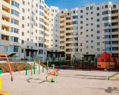 Двухуровневые квартиры в Севастополе от «ИнтерСтрой»