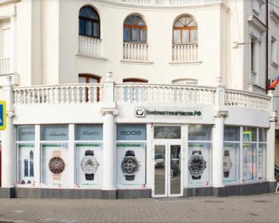 В Севастополе обокрали магазин элитных часов (ВИДЕО)
