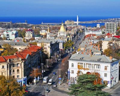 Большая Морская в Севастополе преобразится, а кедры останутся