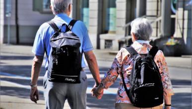 Российские пенсионеры полюбили путешествовать