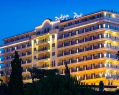 В Крыму закрылись отели?