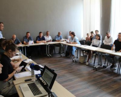 Общественникам представили транспортную концепцию благоустройства ул. Большая Морская