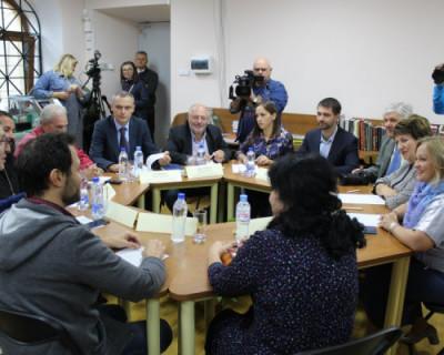 В Херсонесе обсудили перспективы сотрудничества между Севастополем и Греции