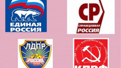 Какие изменения избирательного законодательства России ждут лидеры парламентских партий