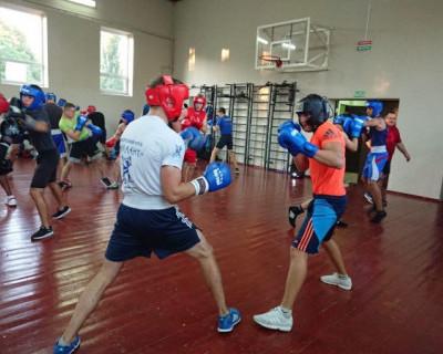 Боксёры Севастополя уедут в Астрахань (ФОТО)
