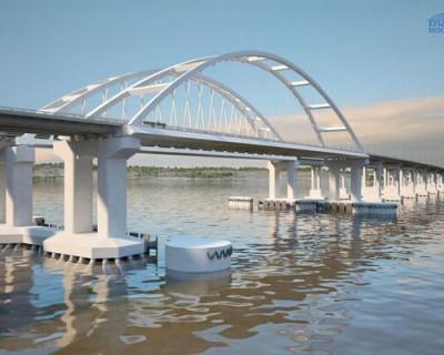 Первые пассажиры уже проехались по ж/д мосту через Керченский пролив