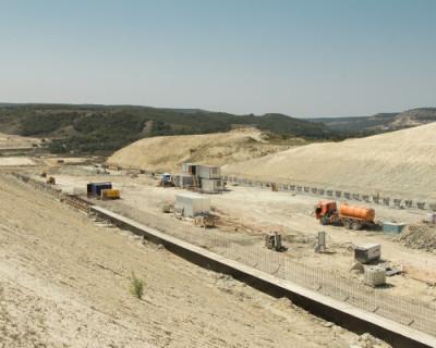 Севастопольский участок «Тавриды» построен на две трети
