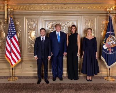 В Сети смеются над фото Зеленского с Трампом из-за хитрости президента Украины