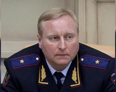 В Москве за вымогательство задержан генерал МВД