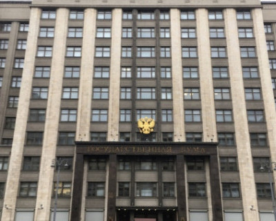 «5 лет в родной гавани» в Госдуме РФ