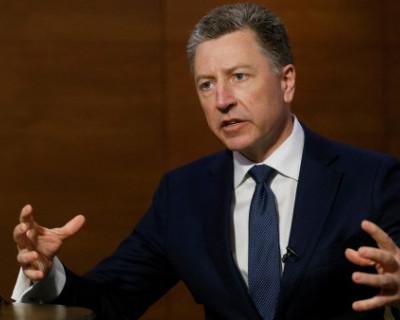Спецпредставитель США по Украине Курт Волкер подал в отставку