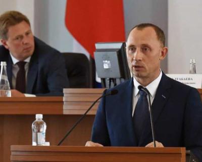 Базаров хочет уйти в отпуск, оставив два заявления на имя врио губернатора Севастополя