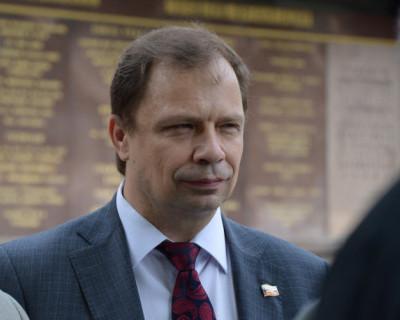 Знакомьтесь, новый и.о. вице-губернатора Севастополя по социальным вопросам