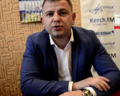 Знакомьтесь, новый и.о. директора департамента капитального строительства города Севастополя