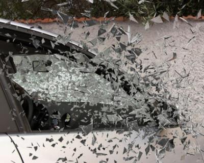 ДТП в Крыму: женщина перевернулась в машине, уезжая от полиции