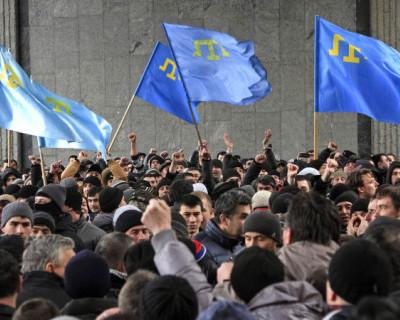 Киев планировал устроить кровавую межнациональную бойню в Крыму