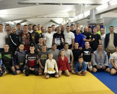 В Севастополе прошел мастер-класс, который пройдет не каждый спецназовец