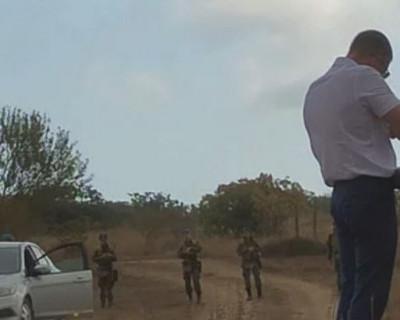 Севастопольский депутат Горелов догнал нелегальный мусоровоз до военной части и пропал в бездне полигона Минобороны