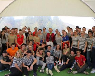 Севастополь принимает Большой слет «Артека»