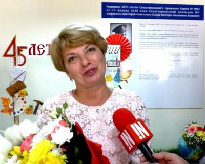 Лучшая гимназия Севастополя отпраздновала юбилей. Как это было (ВИДЕО)