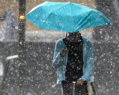 Дождливое воскресенье в Крыму